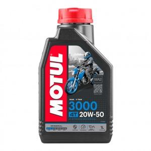 MOTUL 3000 20W50 X 1 LITRE