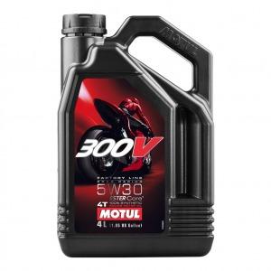 MOTUL 300V 5W30 X 4 LITRE