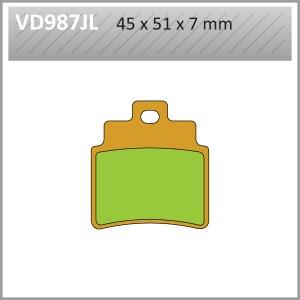 VES PADS SINT VD987 (FA355) TBA