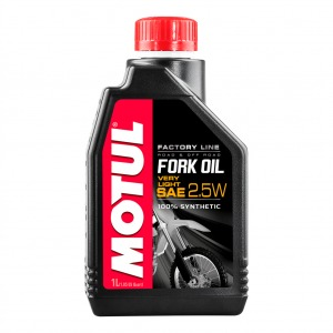 MOTUL FACTORY FORK OIL 2.5W