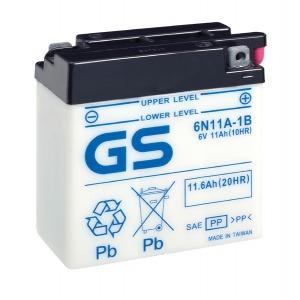GS Battery 6N11A1B(DC)  (CASE 10)