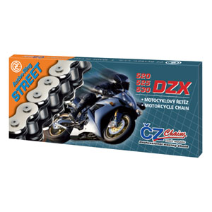 CHAIN CZ 520DZX BRONZE X RING X 118