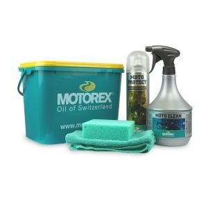 MOTOREX MOTOCARE KIT IN BUCKET (price per kit)