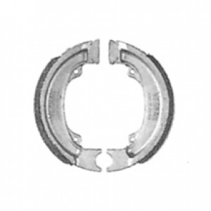 BRAKE SHOES-VESRAH VB141 H302