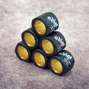 CARBON ROLLER 17X12 6.8gr END OF LINE