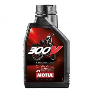 MOTUL 300V 5W40 X 1 LITRE