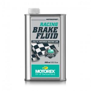 MOTOREX RACING PRO BRAKE FLUID 500ML DOT 4+