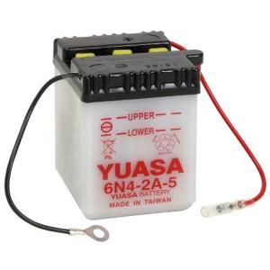 YUASA BATTERY 6N42A5 DC  (CASE 10)