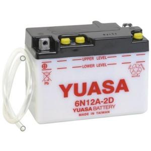 YUASA BATTERY 6N12A2D DC