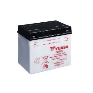 YUASA Battery 52515 (C60N30LA) CP ACID PACK (CASE 2)
