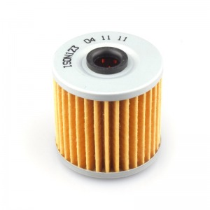 FILTER OIL ISON123 (SF4002) (HF123) C/W O RING