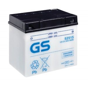 GS Battery 52515 (Acid Pack)(CP) (CASE 3)