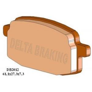 DELTA M1 ORGANIC PADS DB2012 (FA169 VD247 VD253)