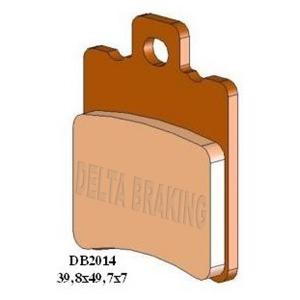 DELTA M1 ORGANIC PADS DB2014 (FA193 VD948)