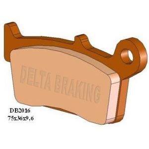 DELTA M1 ORGANIC PADS DB2016 (FA131/2 FA233)