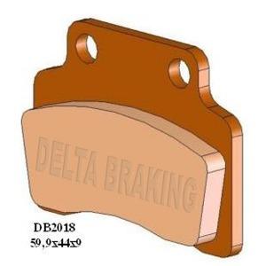 DELTA M1 ORGANIC PADS DB2018 (FA235 VD996)