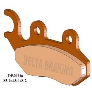 DELTA M1 ORGANIC PADS DB2021 (FA264 FA9012)