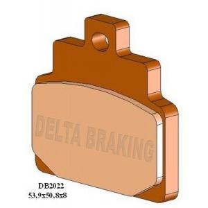 DELTA M1 ORGANIC PADS DB2022 (FA301 FA976)