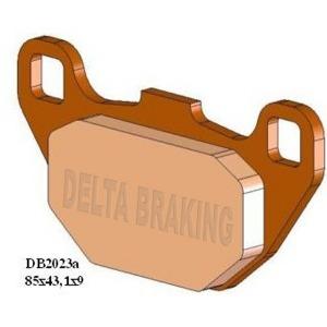 DELTA M1 ORGANIC PADS DB2023 (FA305 VD995)