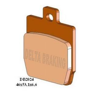 DELTA M1 ORGANIC PADS DB2024 (FA268 VD960)