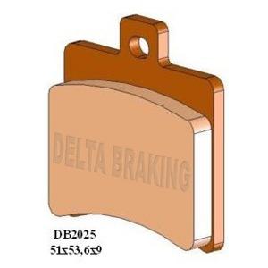 DELTA M1 ORGANIC PADS DB2025 (FA298)