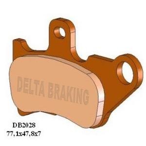 DELTA M1 ORGANIC PADS DB2028 (FA336 VD267)