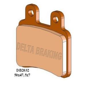 DELTA M1 ORGANIC PADS DB2032 (FA350 VD999)