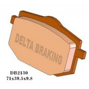 DELTA MXN SINTERED OFF ROAD PADS DB2130 (FA118 VD245)