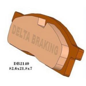 DELTA MXN SINTERED OFF ROAD PADS DB2140 (FA119 VD244)