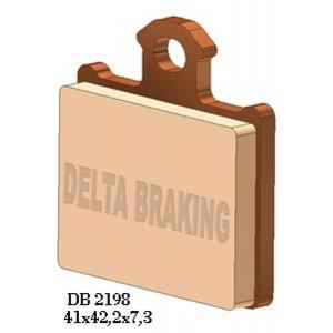 DELTA MXD SINTERED OFF ROAD PADS DB2198 (FA602)
