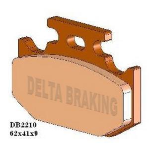 DELTA MXD SINTERED OFF ROAD PADS DB2210 (FA152 FA432)