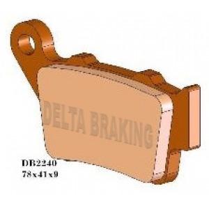 DELTA MXD SINTERED OFF ROAD PADS DB2240 (FA208 FA213 VD953)