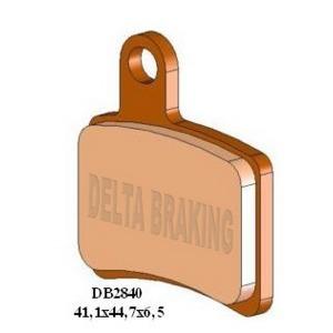 DELTA MXD SINTERED OFF ROAD PADS DB2840 (FA403)