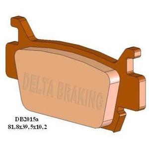 DELTA QDD SINTERED OFF ROAD PADS DB2015 (FA410 VD175)