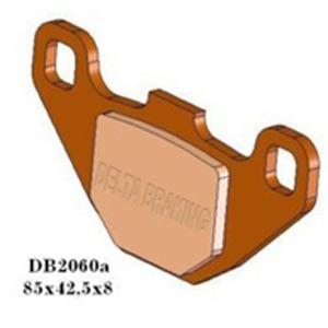 DELTA QDD SINTERED OFF ROAD PADS DB2060 (FA83 VD122 VD339 VD342)