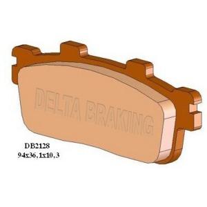 DELTA QDD SINTERED OFF ROAD PADS DB2128 (FA427)