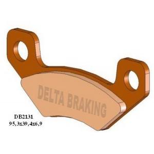 DELTA QDD SINTERED OFF ROAD PADS DB2131 (FA398)