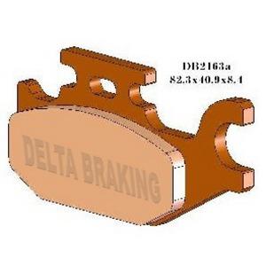 DELTA QDN SINTERED OFF ROAD PADS DB2163 (FA413 VD266/2)