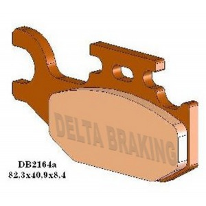 DELTA QDN SINTERED OFF ROAD PADS DB2164 (FA414 VD979/2)