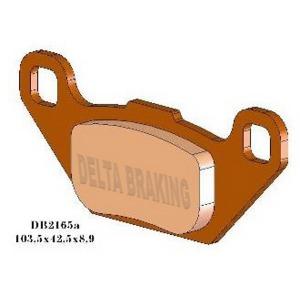 DELTA QDN SINTERED OFF ROAD PADS DB2165 (FA431)