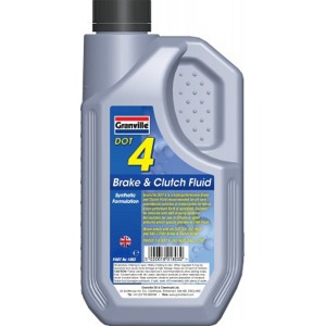 GRANVILLE BRAKE FLUID DOT4 500ML