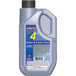 GRANVILLE BRAKE FLUID DOT4 1LITRE