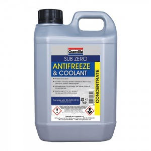 GRANVILLE BLUE COOLANT CONCENTRATE  2 LITRE