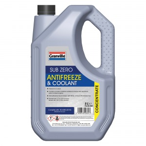 GRANVILLE BLUE COOLANT CONCENTRATE  5 LITRE