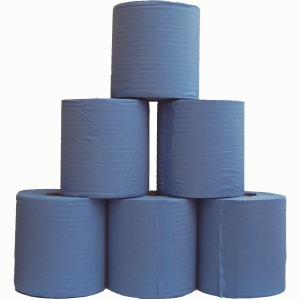 GRANVILLE 2PLY KLEEN IT WIPES 6 ROLLS PER BOX 125M