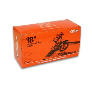 CST MX/ENDURO XHD TUBES 100 or 110 or 120 /100 x 18 TR4 2.6MM