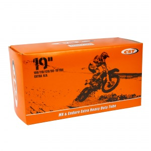 CST M/X/ENDURO XHD TUBES 100 or 110 or 120 /90 x 19 TR4 2.6MM