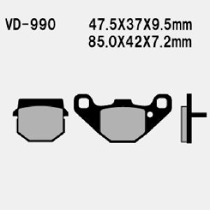 VES PAD S.MET-VD990 FA83