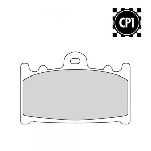 FERODO FDB574 CERAMIC CP1 RACE PADS FA158