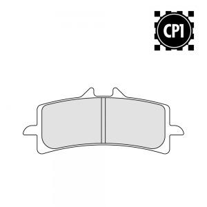 FERODO FDB2260 ZRAC RACE PADS FA447